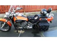 For sale Yamaha drag star 650cc