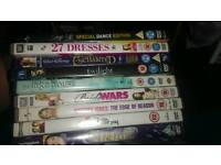 Dvd 9 chick flicks