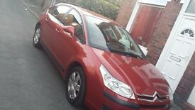 Citroen c4 sx nice car inside and out