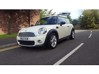MINI ONE D 1.6 DIESEL 0% ROAD TAX FULL SERVICE HISTORY 12 MONTHS MOT NATIOWIDE WARRANTY AVAILABLE