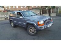 JEEP GRAND CHEROKEE 4.0 LPG AUTOMATIC