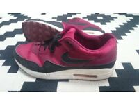 Nike Air Max 1's, UK Size 9, Good Condition, Rare Colour, With Original Box, £25 Offers