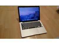 MacBook Pro 13'' i5 250GB 8GB RAM VGC (Warranty October 2016)