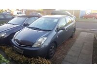 Prius T4 hybrid 07, cheap reliable and fun to drive