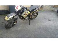 Yamaha, DT, 2006, 124 (cc)
