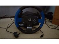 (REDUCED x4) Thrustmaster T150 steering wheel for ps4, ps3 and pc