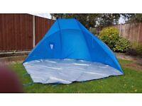 Sunncamp Beach Tent / Fishing Shelter / Garden Shelter