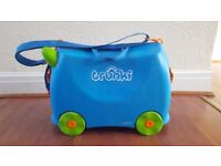 trunki ride on hand laggage