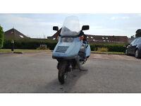 Honda CN 250 Helix/Spazio/Fusion