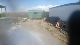 Campervan motorhome parking facilities... Electic.. Water... Garden social.. Firepit..