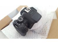 Canon 700D 18MP 1yr warranty