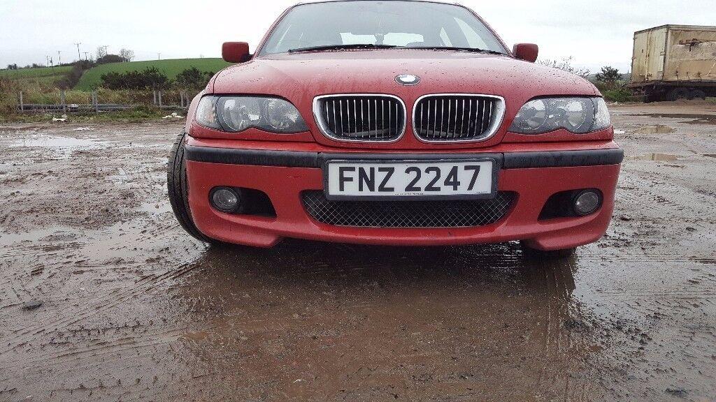 BMW E46 320I M 2.2L 175HP 2003 PETROL+GAS (LPG) 1 YEAR MOT