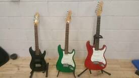 Joblot Electric Guitar Projects Stratocaster