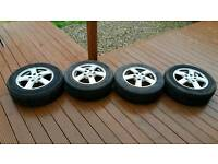 15 inch alloy wheels Honda