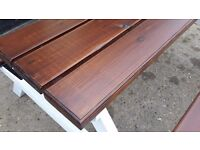 Picnic Bench Heavy Duty Hand Made 1.8m/6ft