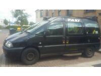 2005 Peugeot E7 Black Cab Taxi