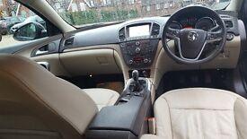 Vauxhall Insignia/ Sat Nav/ 160hp/ Cream Leather Interior/ Cambelt changed