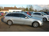 MERCEDES-BENZ C CLASS 1.6 C180 BlueEFFICIENCY Kompressor Elegance 5dr (silver) 2010