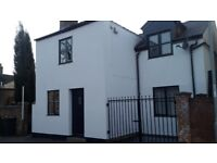 1 Woodbine Street Pe29bn Detached Extended Cottage For Sale With Land Peterborough Fletton