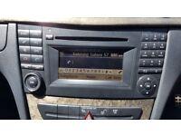Mercedes E-Class/CLS W211 Radio CD Bluetooth