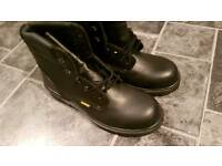 Capps Safety Boots Size 11
