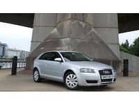 2008 57 AUDI A3 SPORT 1.6 SPECIAL EDITION 88K MOT 07/17(PART EX WELCOME)***FINANCE AVAILABLE**