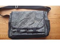 Changing Bag - Silver Cross