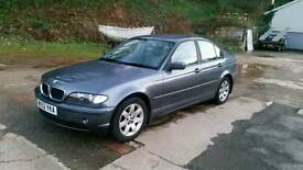 Bmw 3 series 2.0 petrol 2002