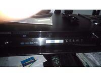Samsung DVD player with surround sound 5:1