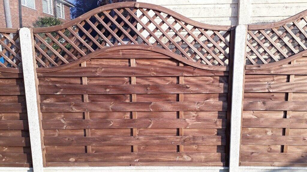 Decorative Fence Panels | in Felixstowe, Suffolk | Gumtree