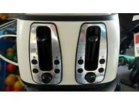 Cream toaster ×4