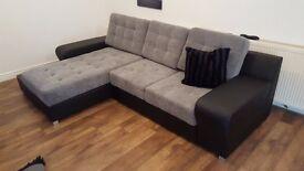Delivery 1-3 days Brand New BOSTTON Corner Sofa Bed Sofa Corner Sleep Function and Storage