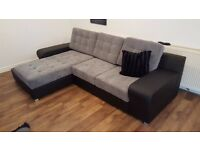 Delivery 1-3 days Brand New BOSTTON Corner Sofa Bed Sofa Corner Sleep Function and Storage