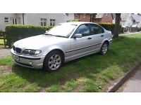 For sale BMW 318, petrol, 2l, clean inside and outside,perfect condition,long mot. Price-850 £