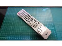 LG DVD Home Theatre Remote Control 6710CDAT05C for LHT250SC LHT255SC LHW250SC
