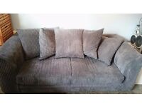 Brand new 3 seater sofa