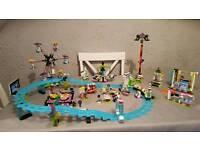 Lego friends amusement park