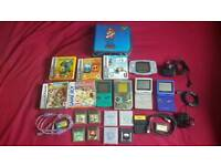 Nintendo Gameboy/advanced/Sp Collection bundle