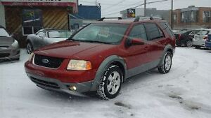 2005 Ford Freestyle SEL,6 PLACES,Radio Bluetooth