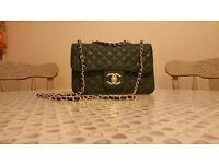 Chanel Green Handbag