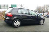 VOLKSWAGEN GOLF 1.4 LITRE 5 DOOR