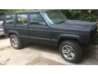 jeep cherokee diesel orvis