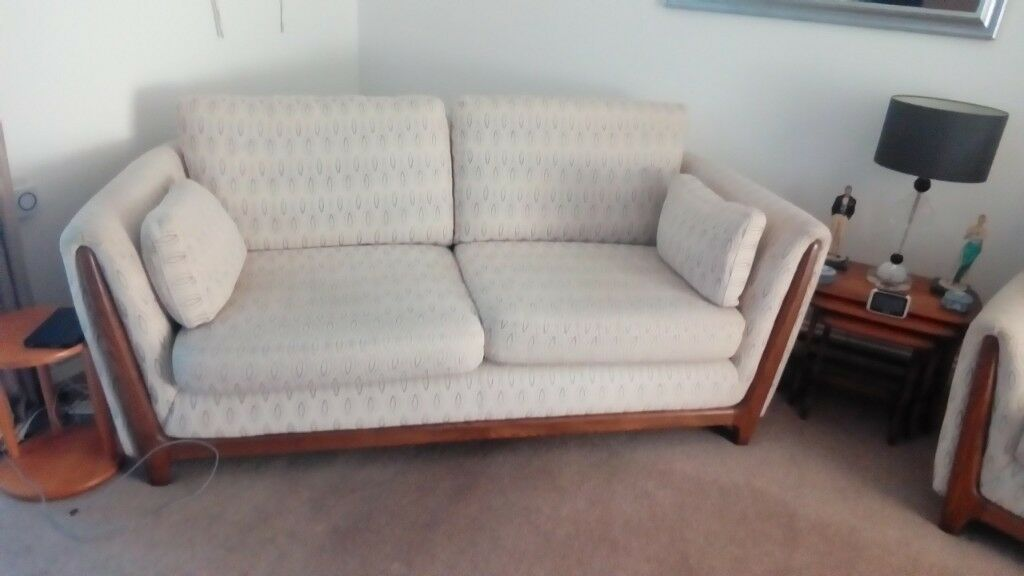 Ercol 3 Piece Suite Isola Collection In Tranent East