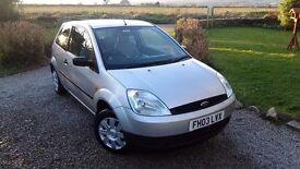 **SOLD**2003 03 Ford Fiesta LX 1.3 ltr Petrol**SOLD**