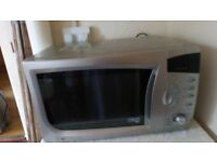 Large free-standing microwave