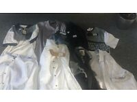 designer shirts must buy labelled n as new !!!!