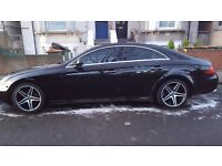 59 MERCEDES CLS 350CDI GRAND EDYTION /LIMITED EDITION 560 only in UK,EAST LONDON.07581796008