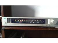 Sansui am/fm stereo tuner T-505L