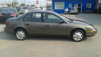 2000 Saturn Berline SL 4 portes