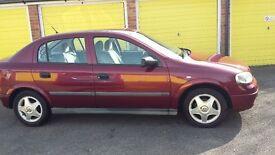 Tidy Vauxhall Astra 5 Door Hatchback